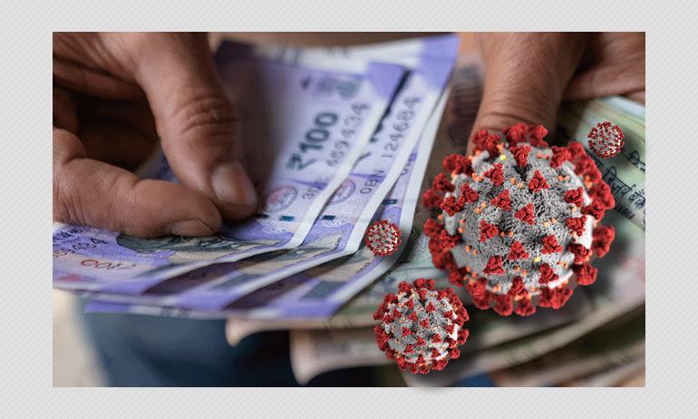 ငွေစက္ကူတွေကနေ Coronavirus ကို ပျံ့နှံ့စေလားနဲ့ သင်သိထားသင့်တဲ့အချက်တွေ